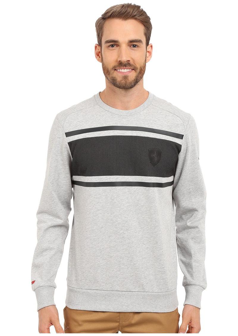 PUMA Ferrari Crew Neck Sweater