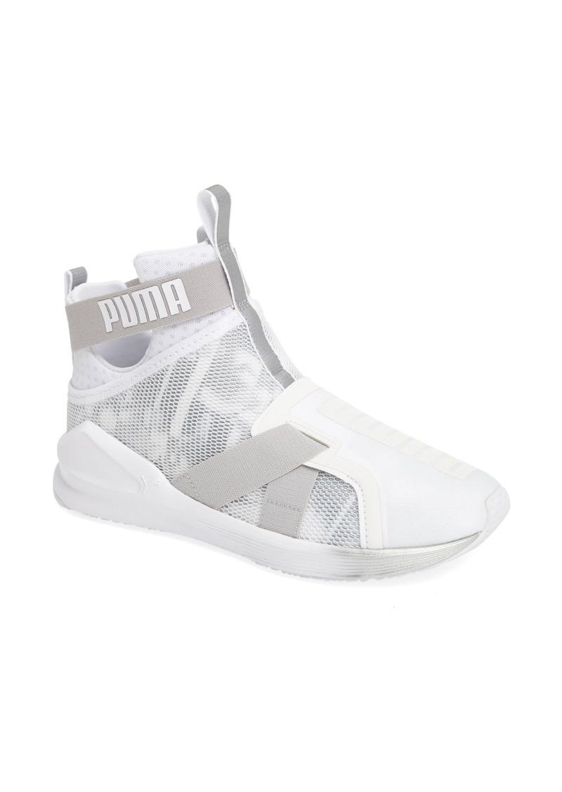 203e49923b94 Puma PUMA Fierce Strap Swan Training Sneaker (Women)