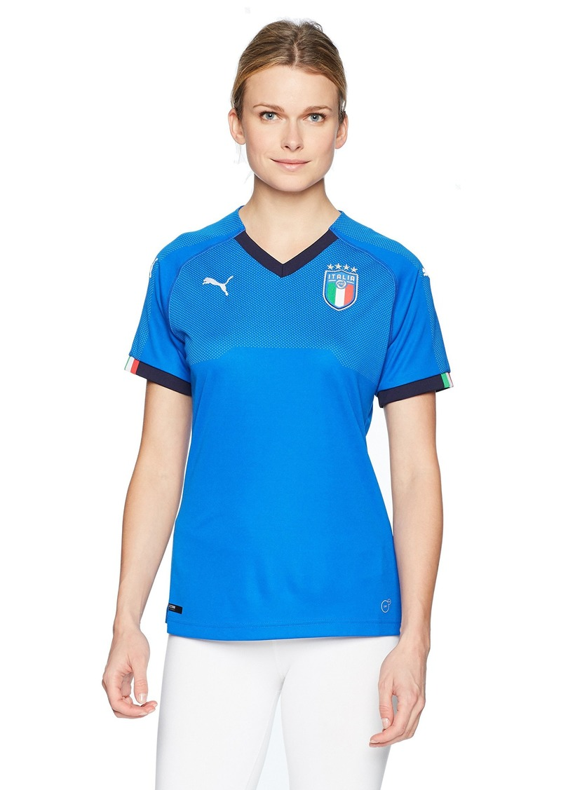 PUMA FIGC Italia Women Home Shirt Replica Ss  M