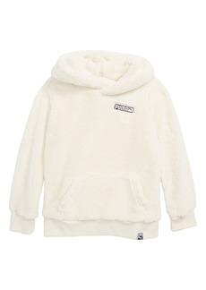 PUMA Fleece Hooded Pullover (Big Boys)