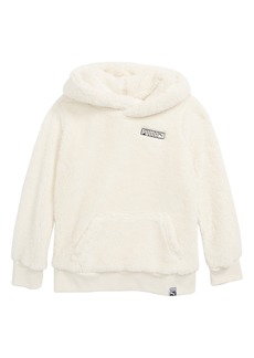 PUMA Fleece Hooded Pullover (Toddler Boys & Little Boys)