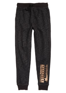 PUMA Fleece Jogger Pants (Big Boys)