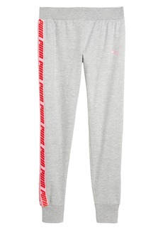 PUMA Fleece Jogger Pants (Big Girls)