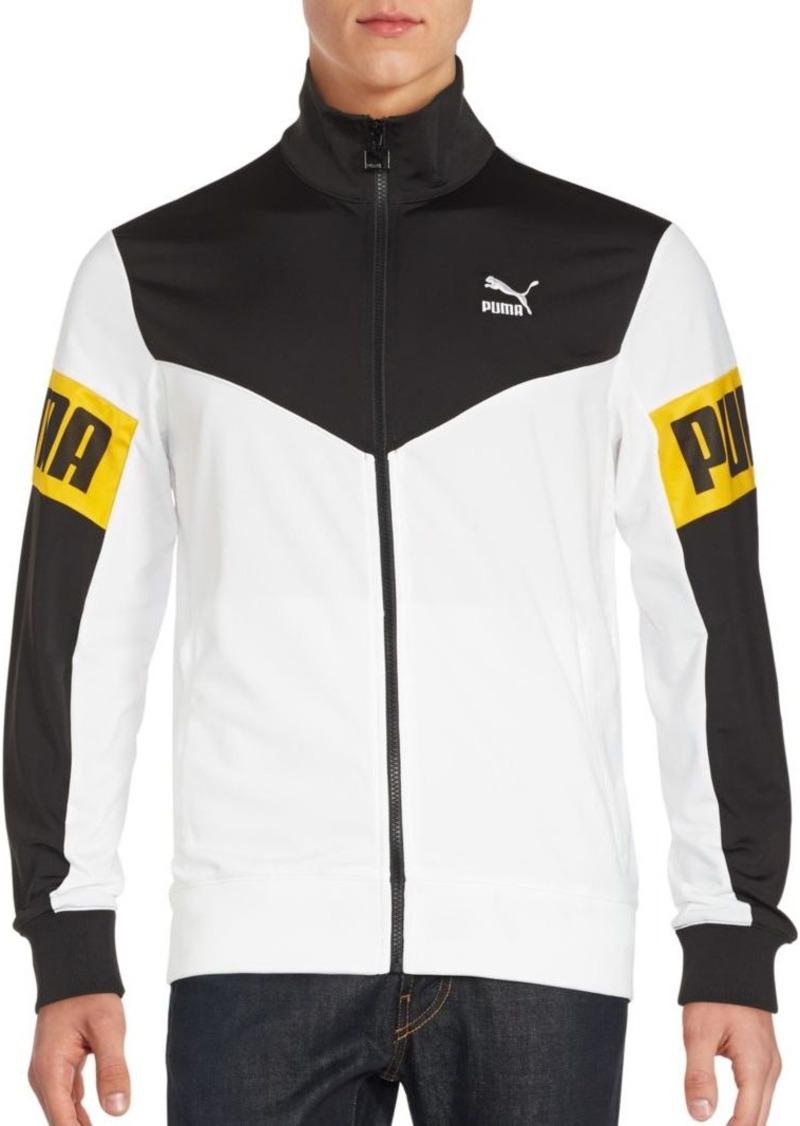 PUMA Football Track Zipped Jacket