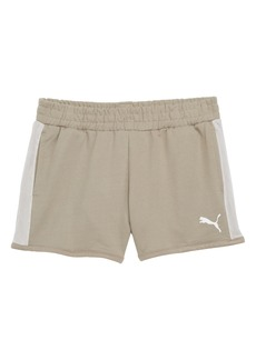 Puma French Terry Shorts (Big Girls)
