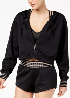 Puma Fusion dryCELL Cropped Hooded Jacket
