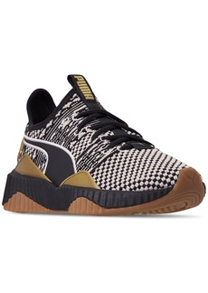Puma Girls' Defy Luxe Casual Sneakers from Finish Line