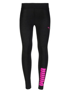 PUMA Girl's Logo Leggings