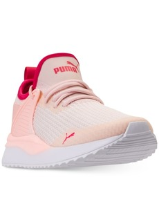 Puma Girls' Pacer Next Cage Athletic Sneakers from Finish Line