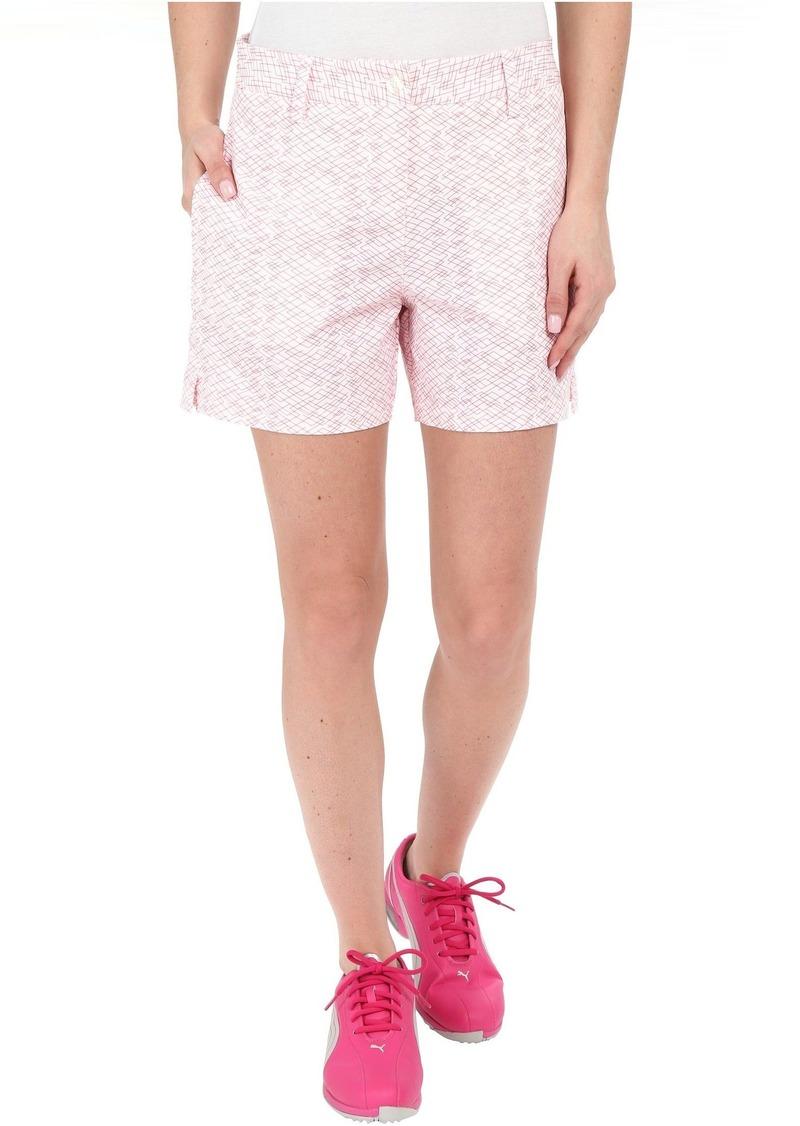 PUMA Golf Scratch Shorts