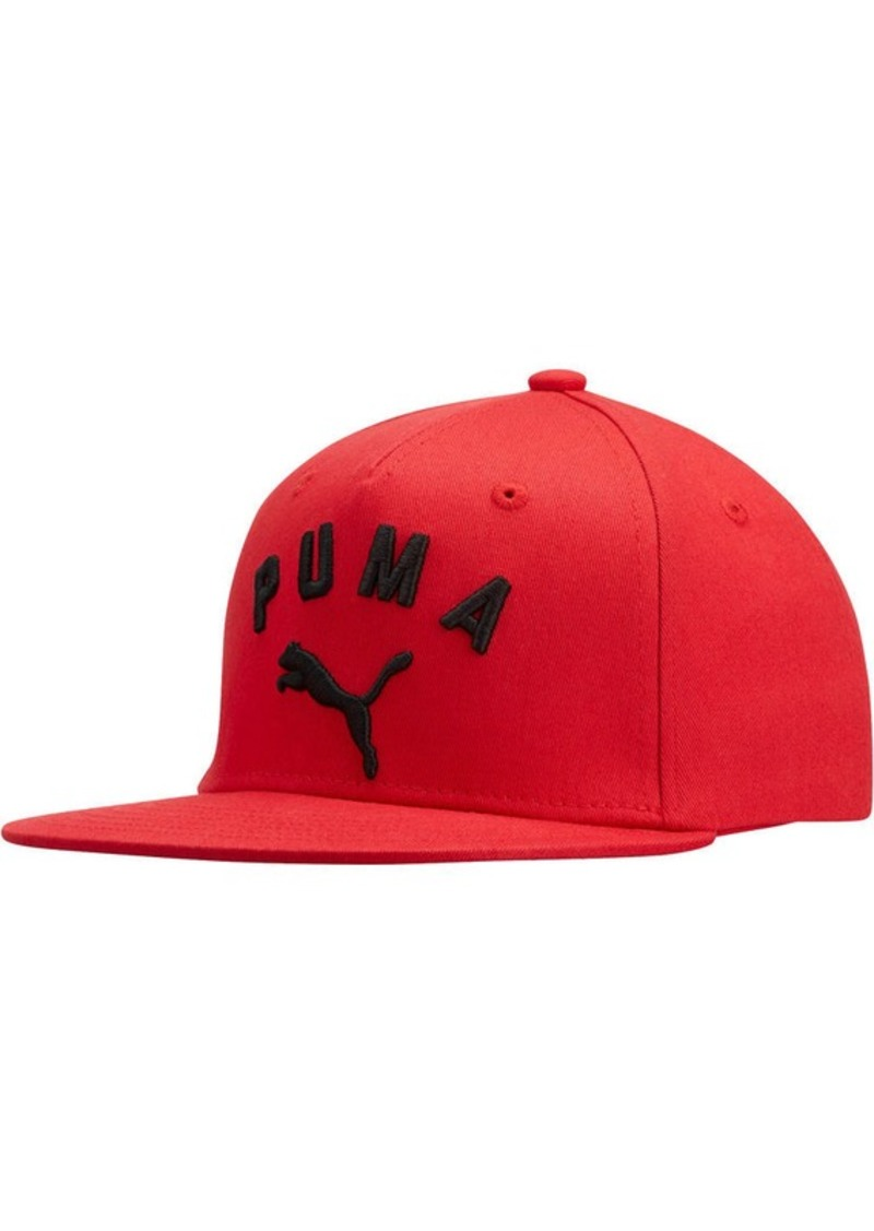 Puma PUMA Griffin Youth Flatbill Hat Now  14.99 a36326aaa27