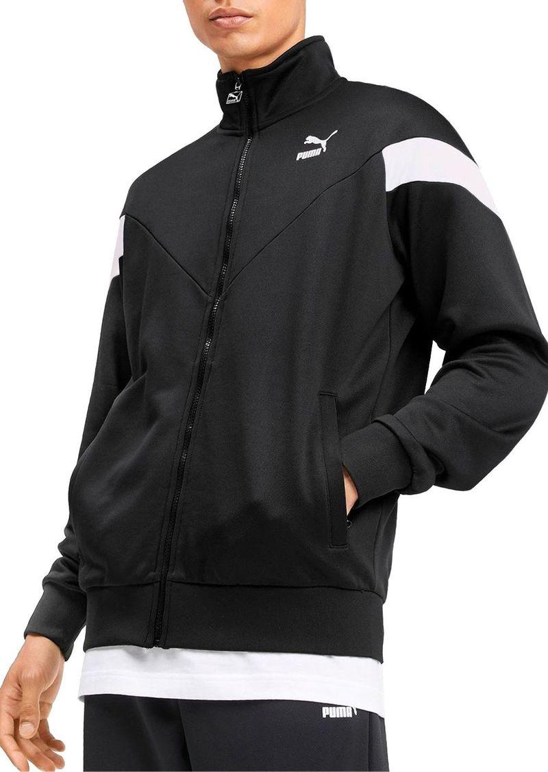 PUMA Iconic MCS Color-Block Track Jacket
