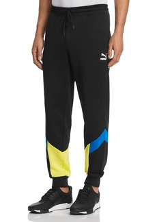 PUMA Iconic MCS Color-Block Track Pants