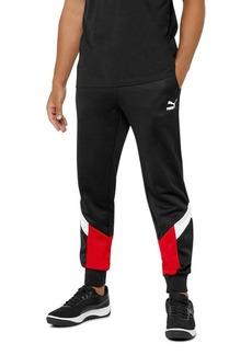 PUMA Iconic MCS Color-Block Track Pants