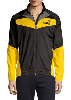 PUMA Iconic Tricot Colorblock Jacket