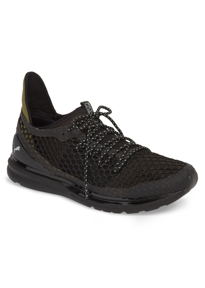 Puma PUMA IGNITE Limitless NETFIT Running Shoe (Men)  92ecec20e