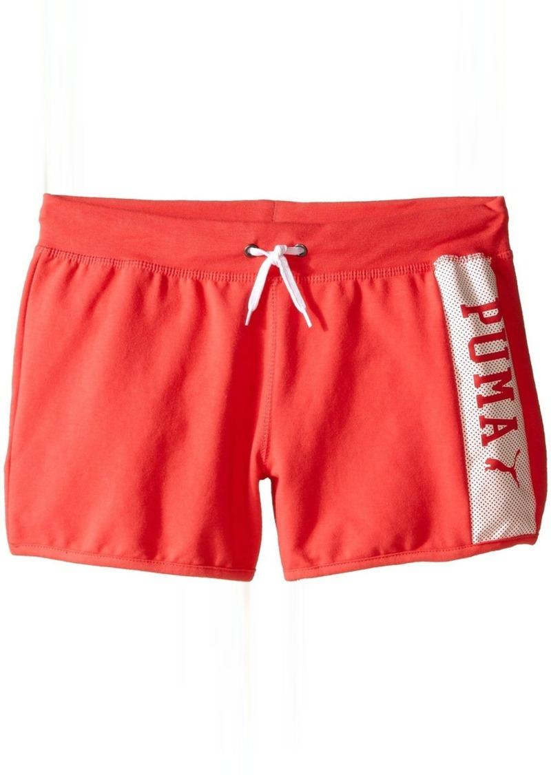 PUMA® Active Shorts (Big Kids)