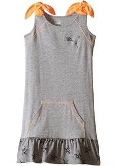 Puma Kids Starry Ruffle Dress (Big Kids)