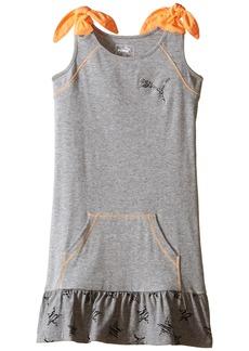 Puma Kids Starry Ruffle Dress (Big Kids)