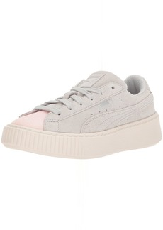 Puma Suede Classic Multicolour Embroidery Kid s Sneakers  a5f816153