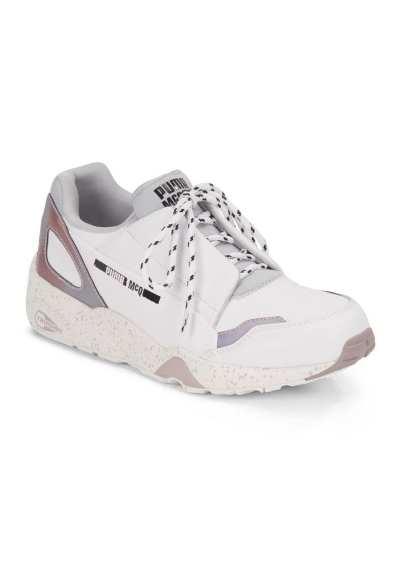 PUMA Lace-Up Athletics Sneakers