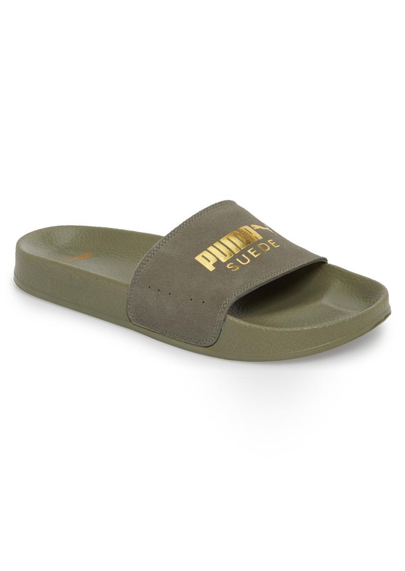 b84fc30b7663 Puma PUMA Leadcat Suede Slide Sandal (Men)