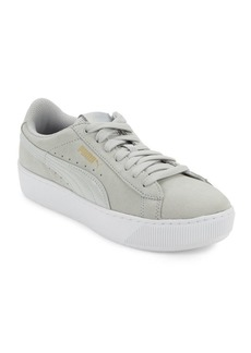 Puma Leather Vikki Sneakers