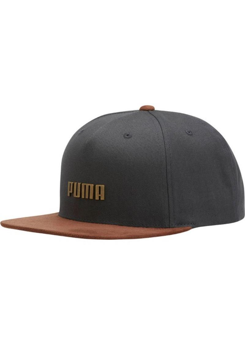 On Sale today! Puma PUMA Letterman Flatbill Adjustable Hat 35ab248e1c5