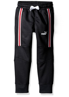 PUMA Boys' Little Active Jogger Pant Black