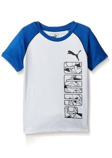 PUMA Little Boys' Athletic Tee Shirts