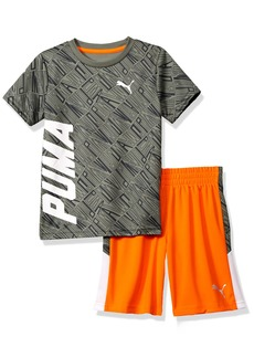 PUMA Little Boys' Chance 2 Piece Set