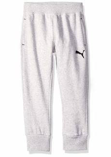 PUMA Little Boys' French Terry Joggers
