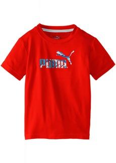 PUMA Little Boys' No.1 Logo Tee