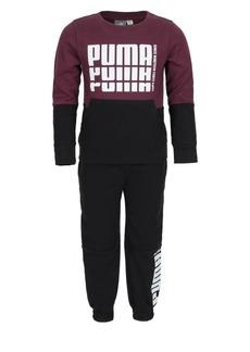 PUMA Little Boy's Rebel Two-Piece Fleece Pullover & Jogger Pants Set