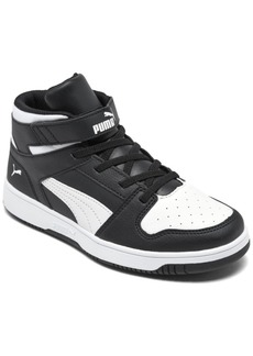 Puma Little Boys Rebound LayUp Mid Casual Sneakers from Finish Line