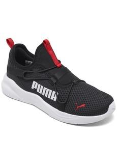 Puma Little Boys Softride Rift Slip-On Pop Running Sneakers from Finish Line