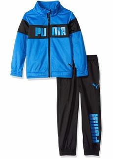 PUMA Little Boys' Tricot Pant Set