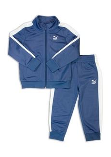 PUMA Little Boy's Two-Piece Jacket and Jogger Pants Set