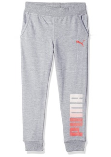 PUMA Little Girls' Joggers