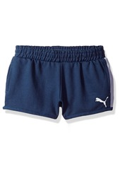 PUMA Little Girls' Match Point Shorts