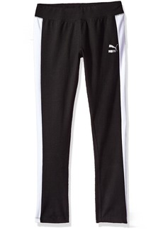 PUMA Little Girls' T7 Legging Black