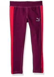 PUMA Little Girls' T7 Legging