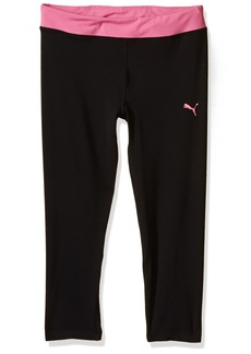 PUMA Little Girls' Tech Capri