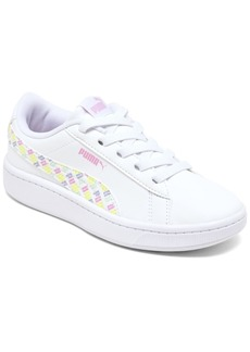 Puma Little Girls Vikky Repeat Casual Sneakers from Finish Line
