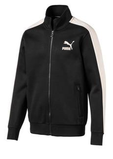PUMA Logo Full Zip Jacket