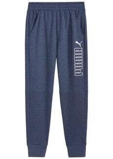 Puma Logo-Print Jogger Pants, Big Boys (8-20)