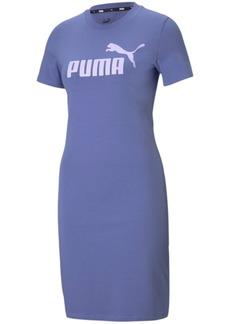 Puma Logo T-Shirt Dress