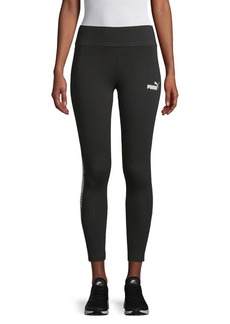 PUMA Logo Tape Leggings