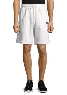 PUMA Logo Tower Drawstring Shorts