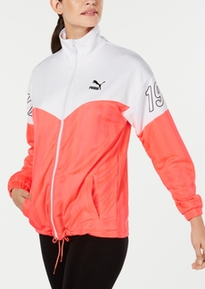 Puma luXTG Jacquard Colorblocked Jacket